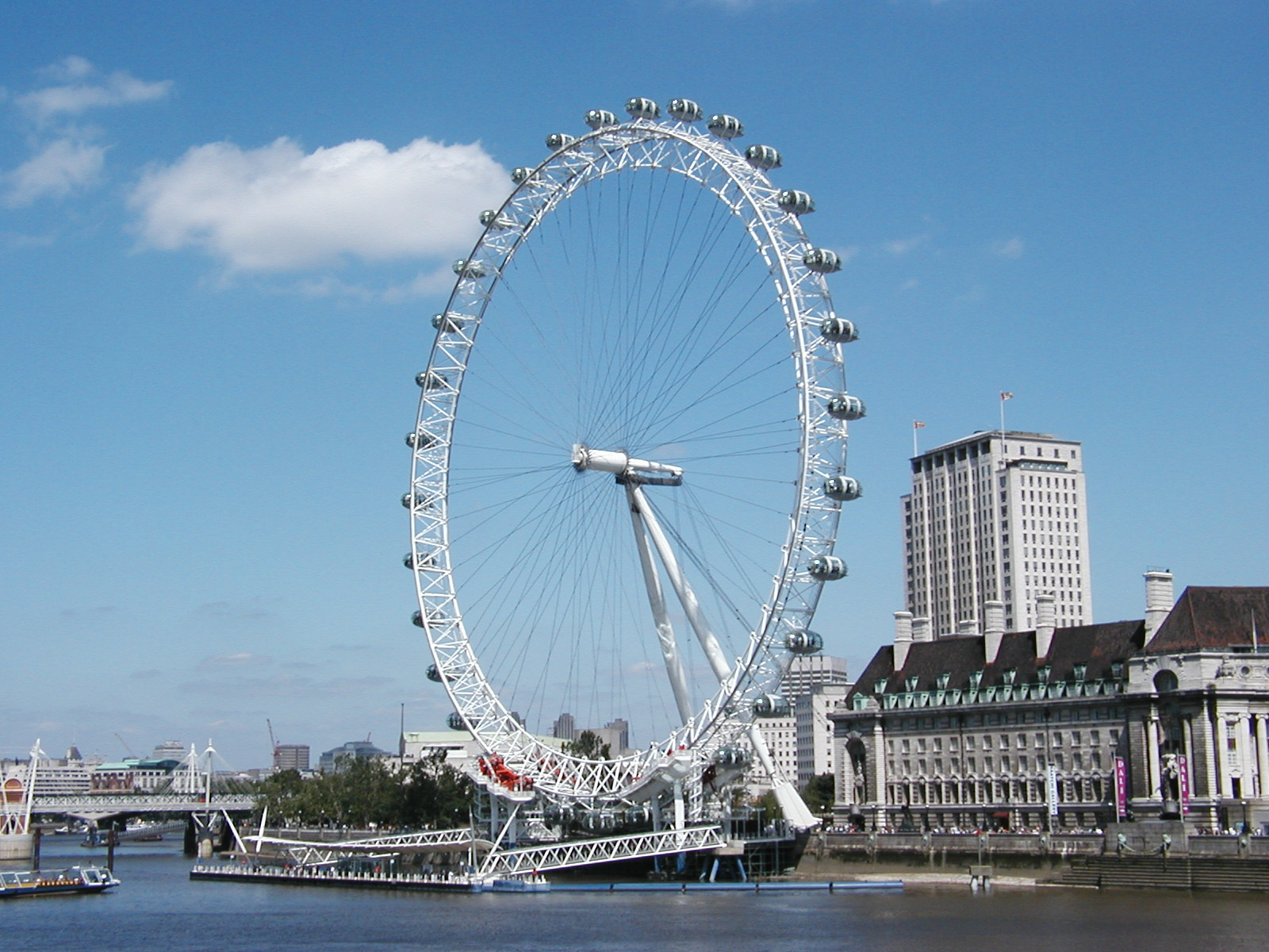 london eye london s top attractions london airport transfers