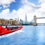 London RIB voyages speedboat