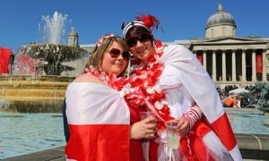 london st george's day
