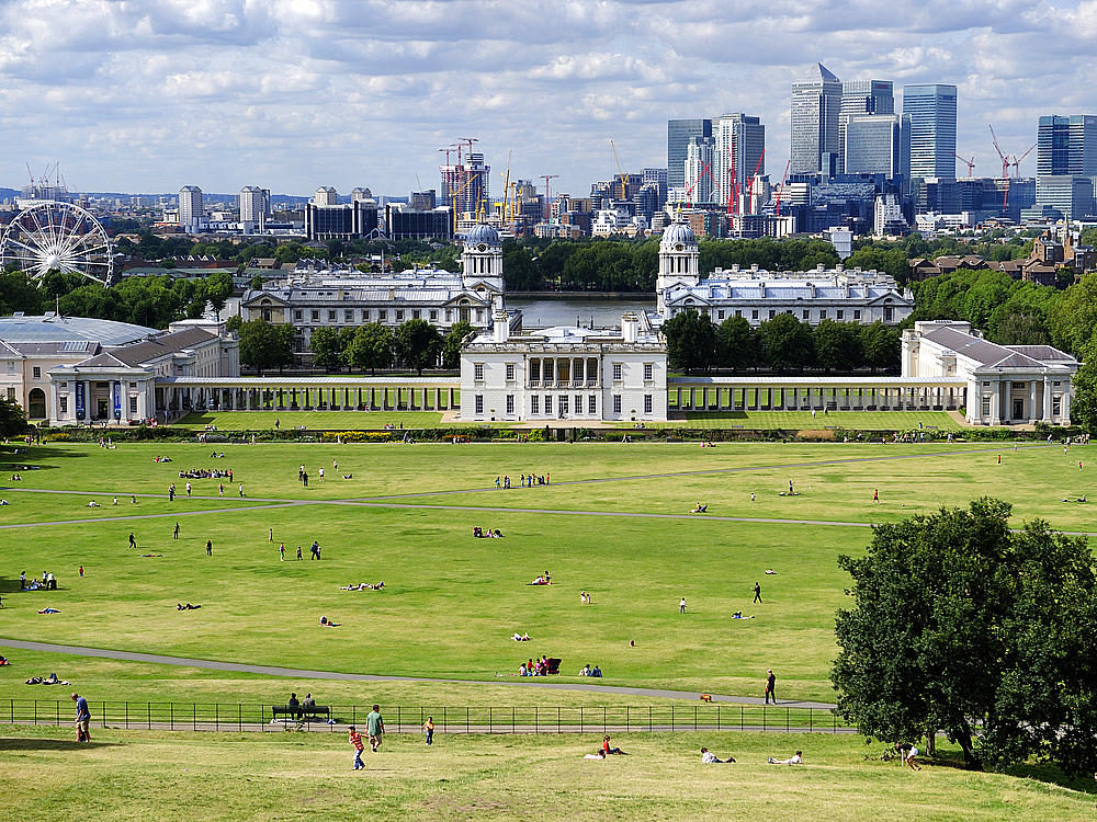 Greenwich Dog Park