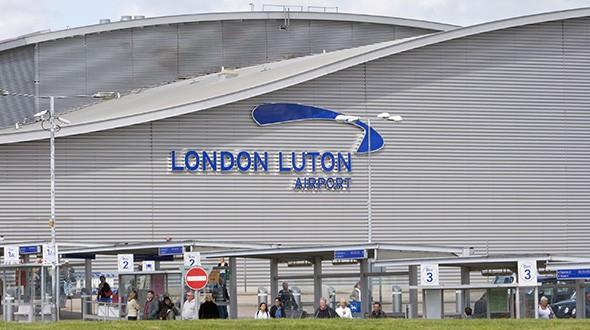 London Luton Airportltn Aeroport Iasi