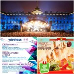 july month london events 2016