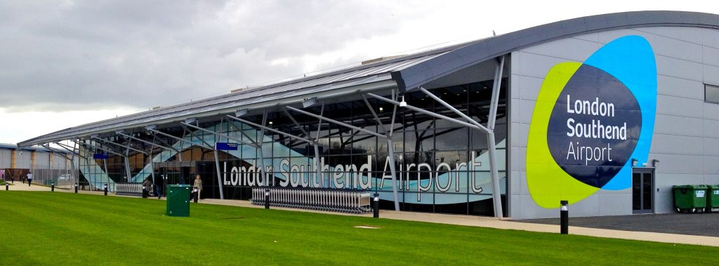 Information about London Southend airport