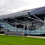 Southend airport -London