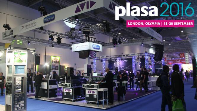 Plasa London 2016
