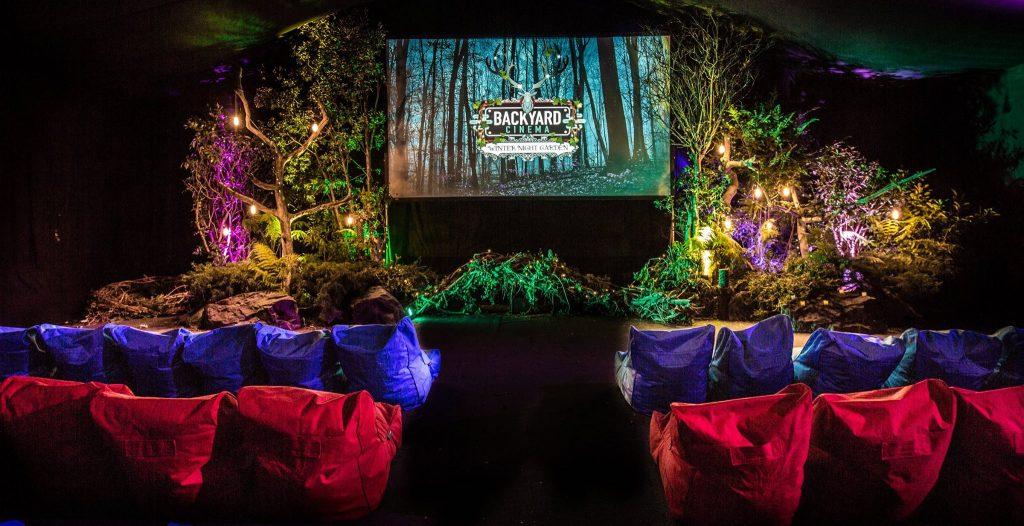 Backyard Cinema London