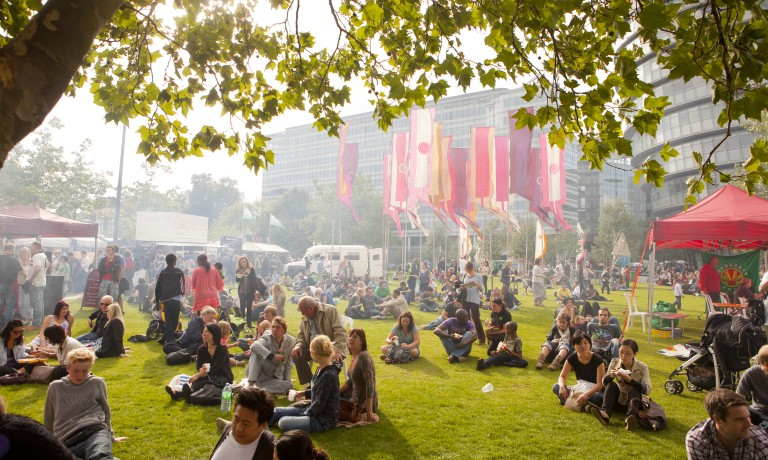 Thames Festival 2016