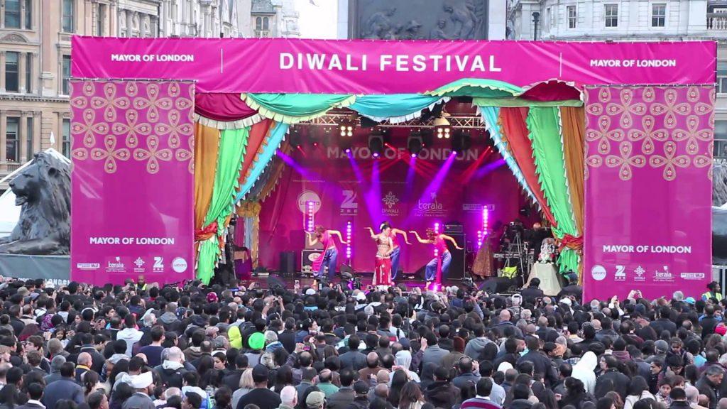 Diwali Festival London