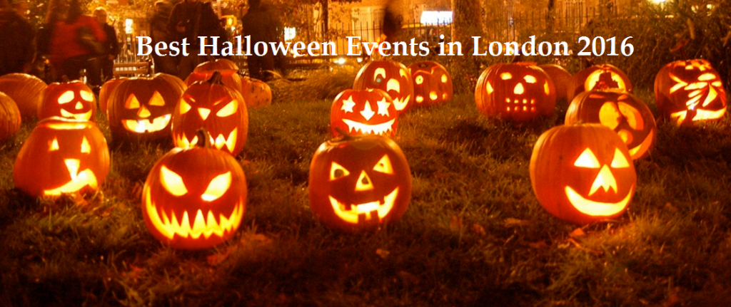 Best Halloween Events in London 2016
