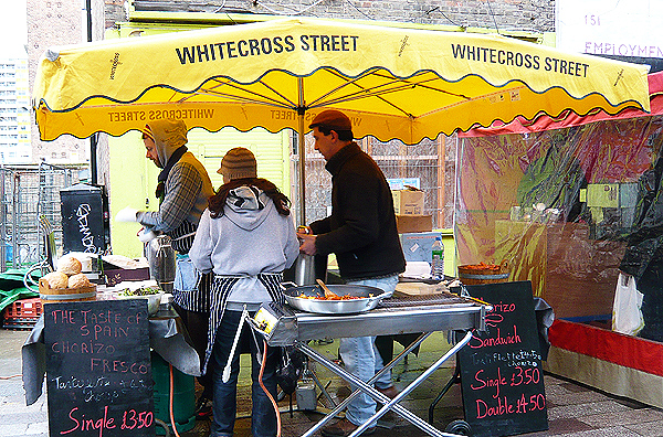 Whitecross Street London
