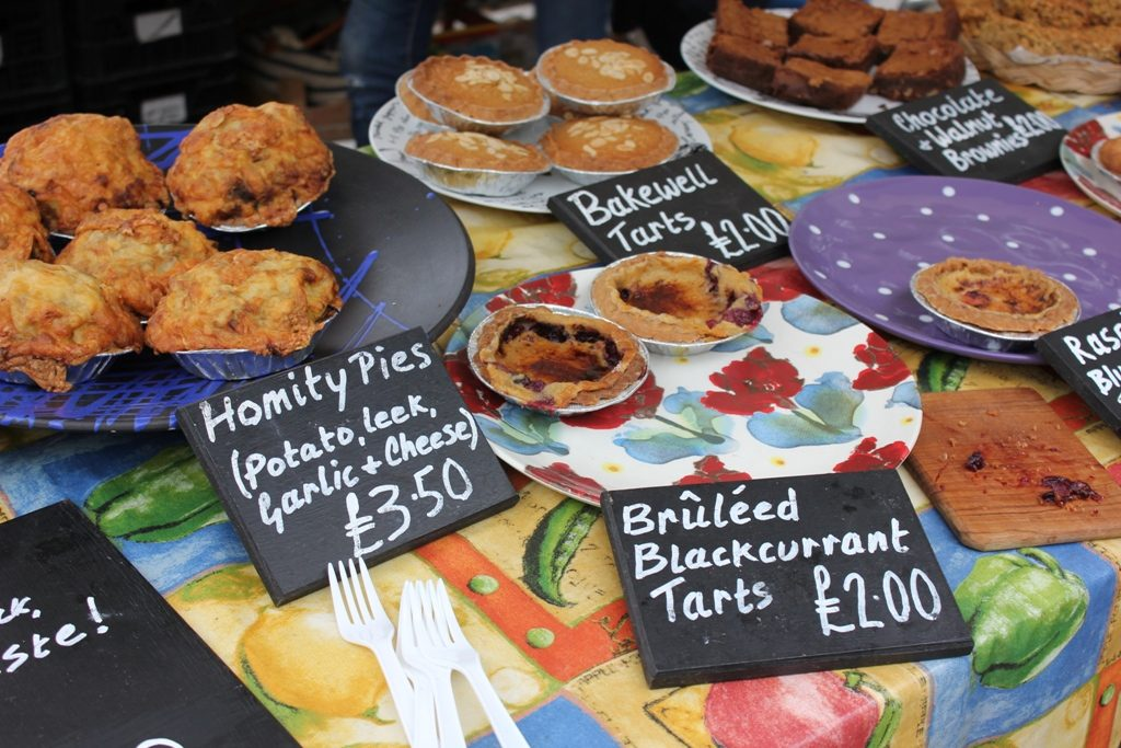 Brockley Market London