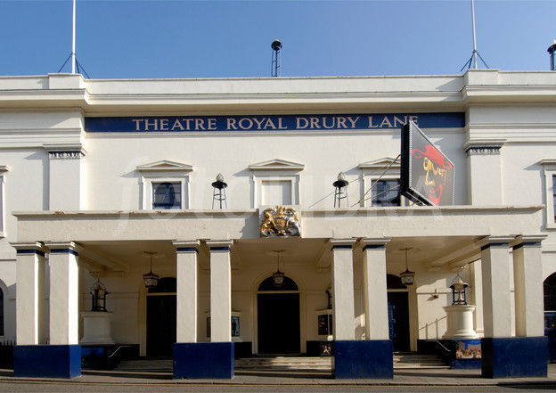 The Theatre Royal Dury Lane