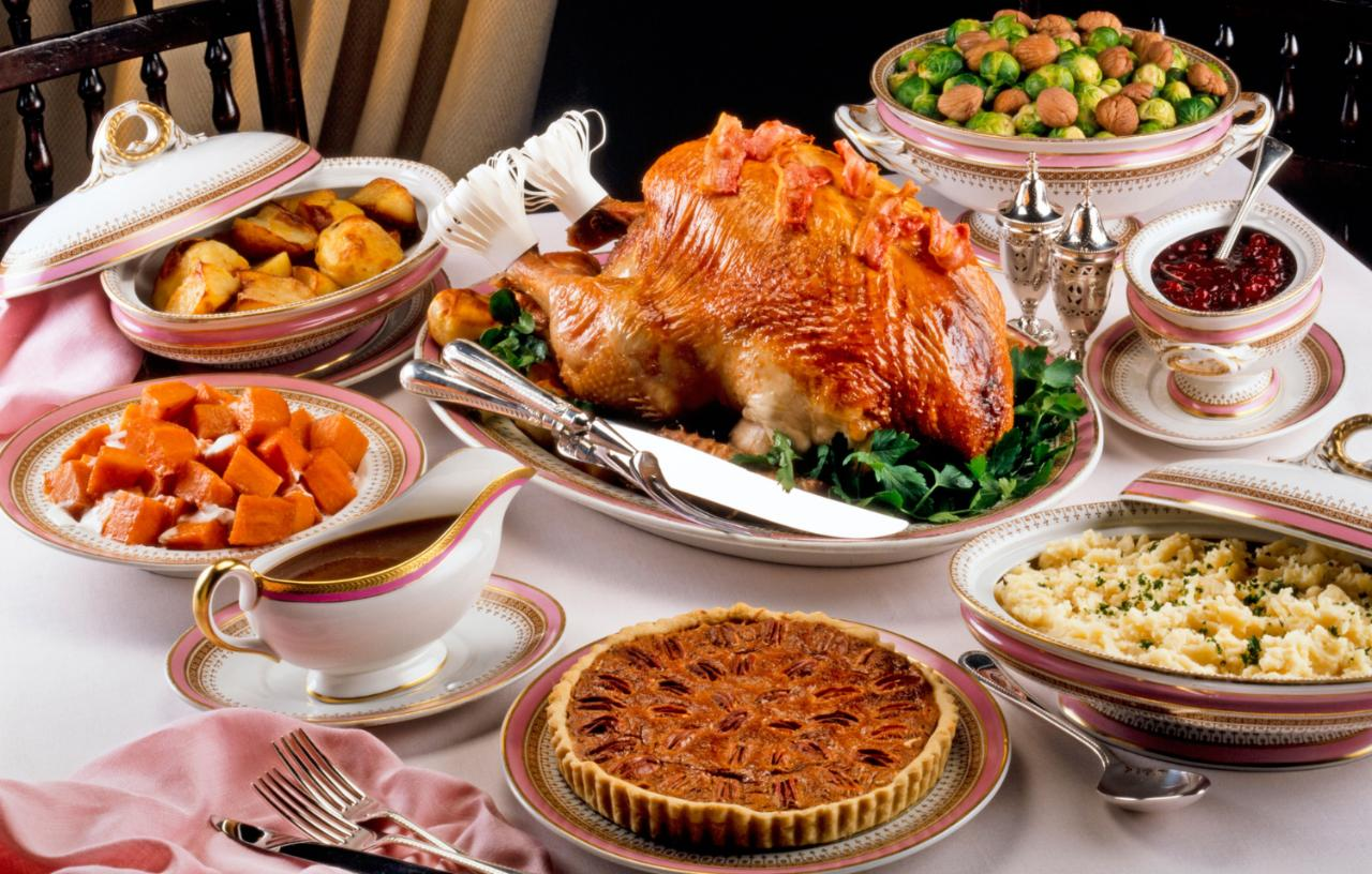 Best places for thanksgiving dinner london airport transfers for Best things to have for thanksgiving dinner