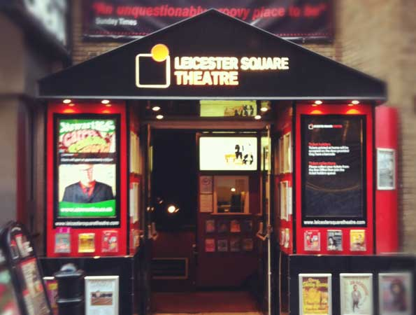 Leicester Square Theatre London