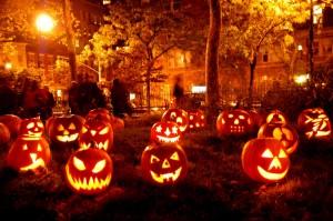 halloween event in october