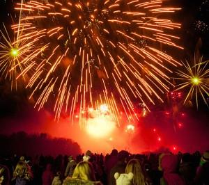 bonfire fireworks london