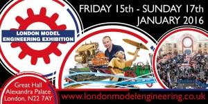 London Model Engineering Exhibition 2016