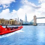 London RIB voyages speedboat