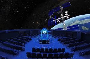 Peter Harrison Planetarium London