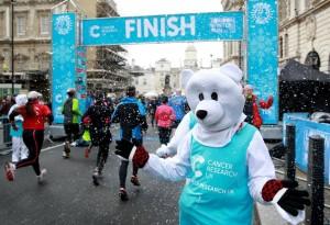 london winter run 2016