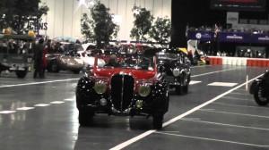 Classic car show london 2016