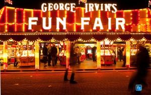 George Irvin_s Fun Fair london 2016