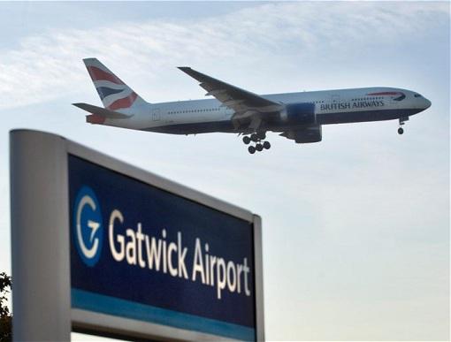london gatwick airport facilities