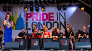 pride in London 2016-Event