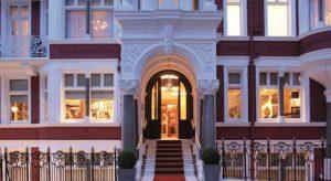 St James court hotel-London