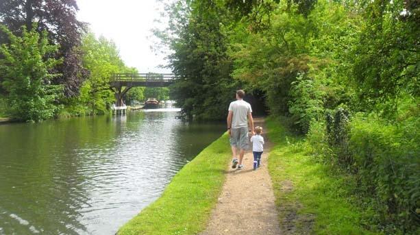 Thames Path-London
