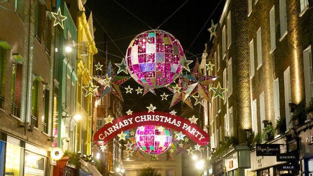 Carnaby Street- London