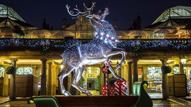 Covent Garden Christmas -London