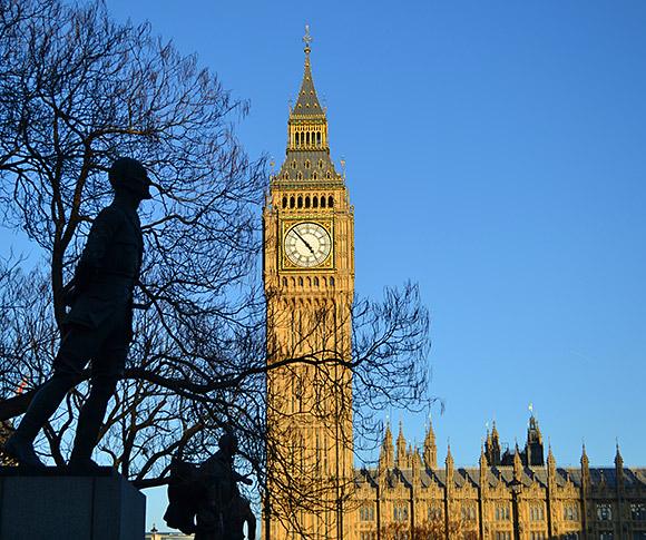 Clock Tower London