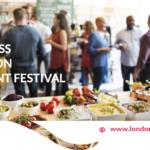 Do not miss the London Restaurant festival